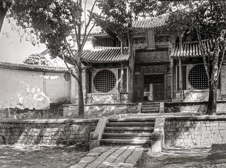 Burma | Bhamo Tempel