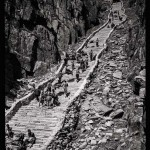 China | Taischan Treppe