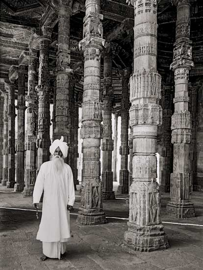 Indien | Aimer Moschee