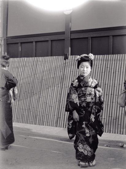 Japan | Kyoto Cherry Mädchen