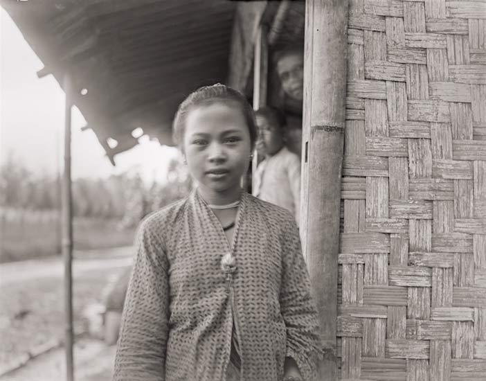 Java | Lembang Mädchen